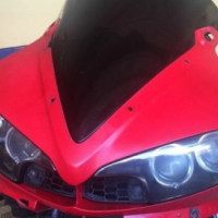 03 Yamaha r6 for sale runs with papers sold as is