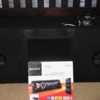 Complete Sound Car System