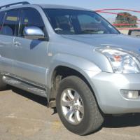 2005 Toyota Prado VX 4 x 4 Automatic SUV