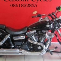 Well Looked After Dyna Wideglide 2012 Model!