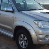 2010 Toyota Hilux 3.0 D-4D Raider 4x4 Pick Up Double Cab