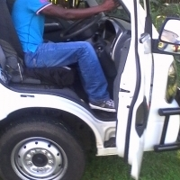 MALAWIAN DRIVER WITH CODE C1 AND PDP