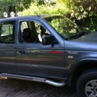 2007 Ford Ranger Montana