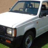 Mitsubishi  colt lwb bakkie