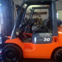 Toyota Forklift 7series 2.5 ton