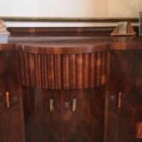 Antique Sideboard- Art Deco