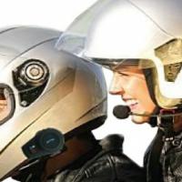 Spirit Motorcycle Bluetooth Helmet Intercom Systems, Motorcycle helmets, Motorbike, Intercom system