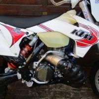 2012 KTM300 XC-W