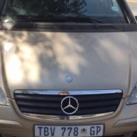 MERCEDES-BENZ A170 BRONZE 2006 115.000km R69.000