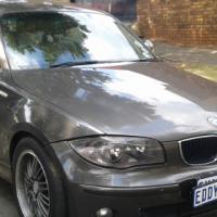 2006 model BMW 1-Series 120i