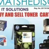 New Printer Toner Cartridges Wanted (Urgent)