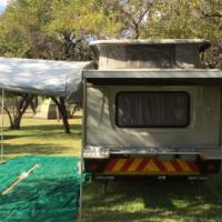 Sprite Tourer SP, 2012  caravan.