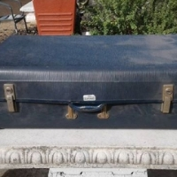 Vintage Expando Suitcase,