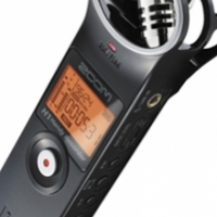 ZOOM H1 HANDY RECORDER NEW
