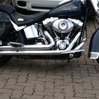 Harley Davidson Heritage Softail, 2007