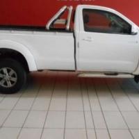 Toyota Hilux 3.0D-4D Raider/ S/Cab /4x2