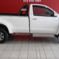 Toyota Hilux 3.0D-4D Raider/ S/Cab / 4x2