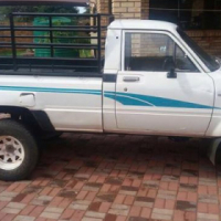 1982 Toyota Hilux 4x4