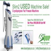 Slim2 Used Fat Freezer Machine for sale