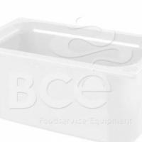 Coldmaster - Half Size Food Pan - 152mm - White