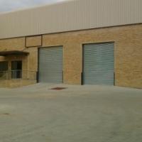 Newly build warehouse / workshop / retail