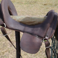 Mclellan saddle