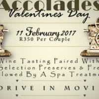 Accolades Boutique Venue Valentines day function
