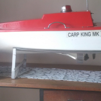 Bait boat for sale or to swop for Kayak