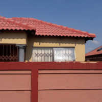 3 bedroom house on sale at Soshanguve east ext 6