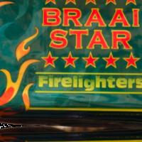 briquettes, charcoal, firelighters