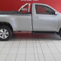 Toyota Hilux 2.8GD-6 Raider/ S/Cab