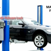 Car lifts, hoists, two-post lifts Brand new