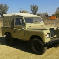 1966 Land Rover for Sale