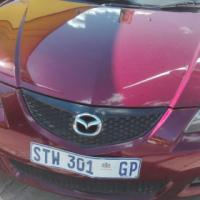 Mazda 3 FOR SALE 2005 MODEL