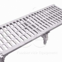 Plastic Dunnage Rack - 530 X 910 Mm