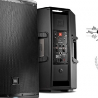 "JBL EON615 15"" 2-WAY 1000W ACTIVE SPEAKER WITH BLUETOOTH  R12500.00 EACH"