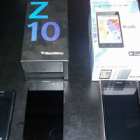 Used Blackberry Z10 with Box for sale  East Rand