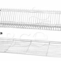 Crockery Rack Wall Mounted 802mm (38 Plates)