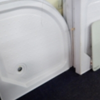 Corner Shower Trays