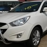 Hyundai IX35 2.0GLS Executive