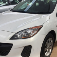 2012 Mazda 3 1.6 Sport Original