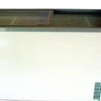 Glass top freezer 1.5m 520litre