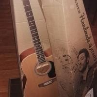Sanchez hand guitar for sale.