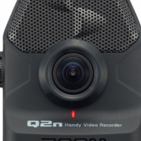 ZOOM Q2N HD VIDEO RECORDER WITH STEREO X/Y SOUND NEW