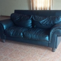 leather lounge suite for sale.