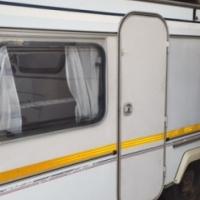 Sprite karavaan 4 bed