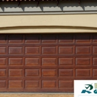 Second Hand double Garage door