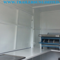 MOBILE KITCHEN TO PERFECTION.