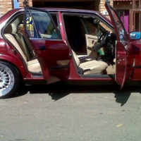 BMW E30 (6 cylinder) to swap for Caravelle