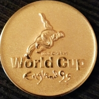 Gold Medal - Cricket World Cup